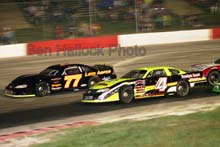 Lee Leads Flag To Flag at Jefferson Speedway
