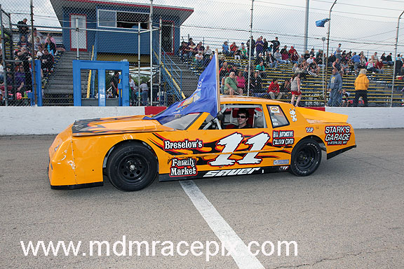 Nottestad Nabs Feature Win