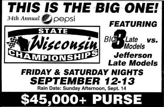 2014 Wisconsin State Championships
