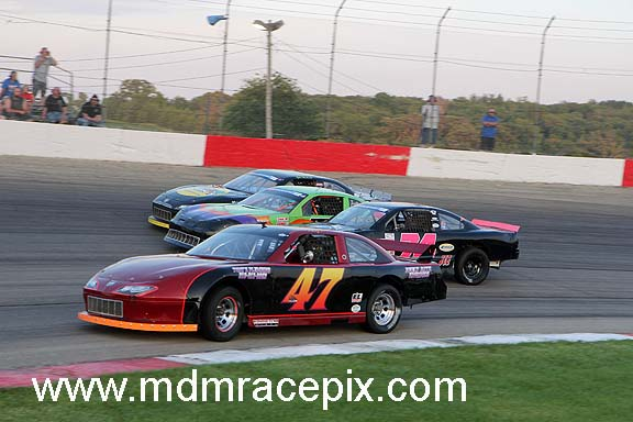 Corso, Prietzel, Stark, Moyer And Guralski Take Feature Wins