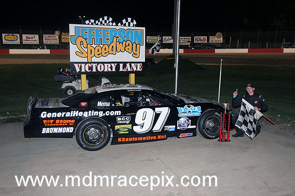 Jacob Nottestad Wins First Career Feature