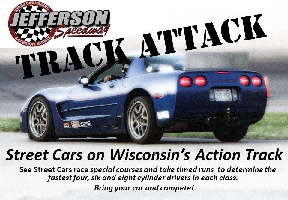 TRACK ATTACK SUNDAY AFTERNOON