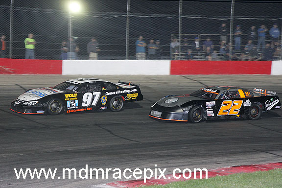 Badgerland Challenge Invades Jefferson Speedway