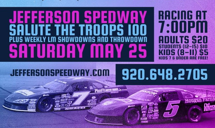 TWO BIG LATE MODEL SHOWS INCLUDING ARCA RACING!