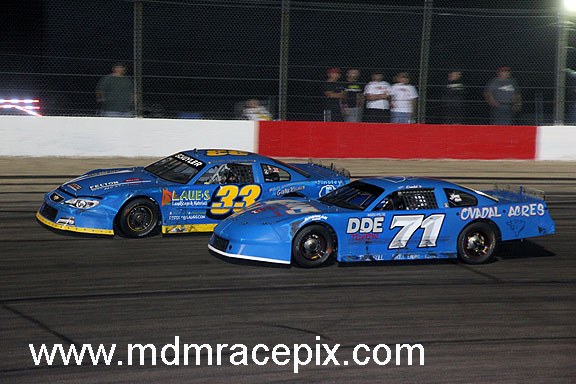 Ovadal Owns Late Model Feature